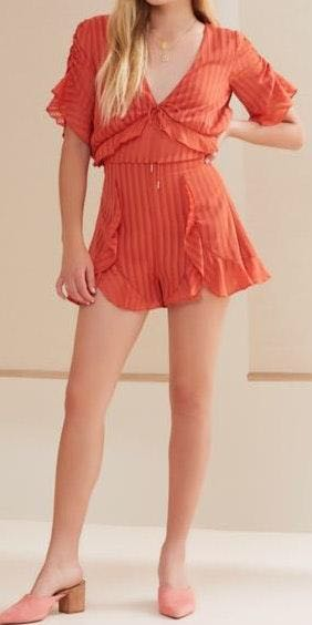 Finders Keepers Twilight Bronze Shorts