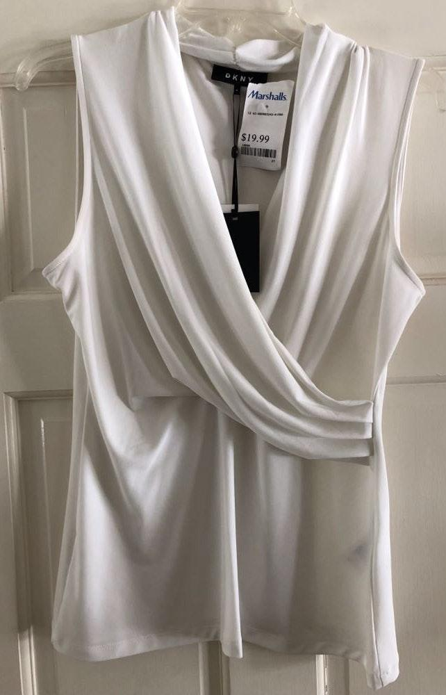 DKNY Sleeveless blouse