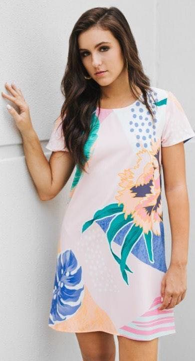 MINKPINK Tee Dress
