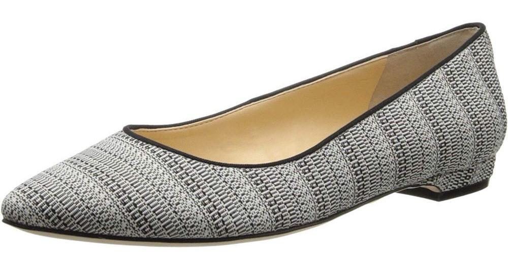 Ivanka Trump Pointed Toe Flats