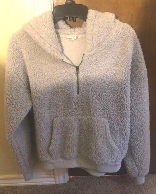 American Eagle Outfitters Sherpa Jacket from American Eagle