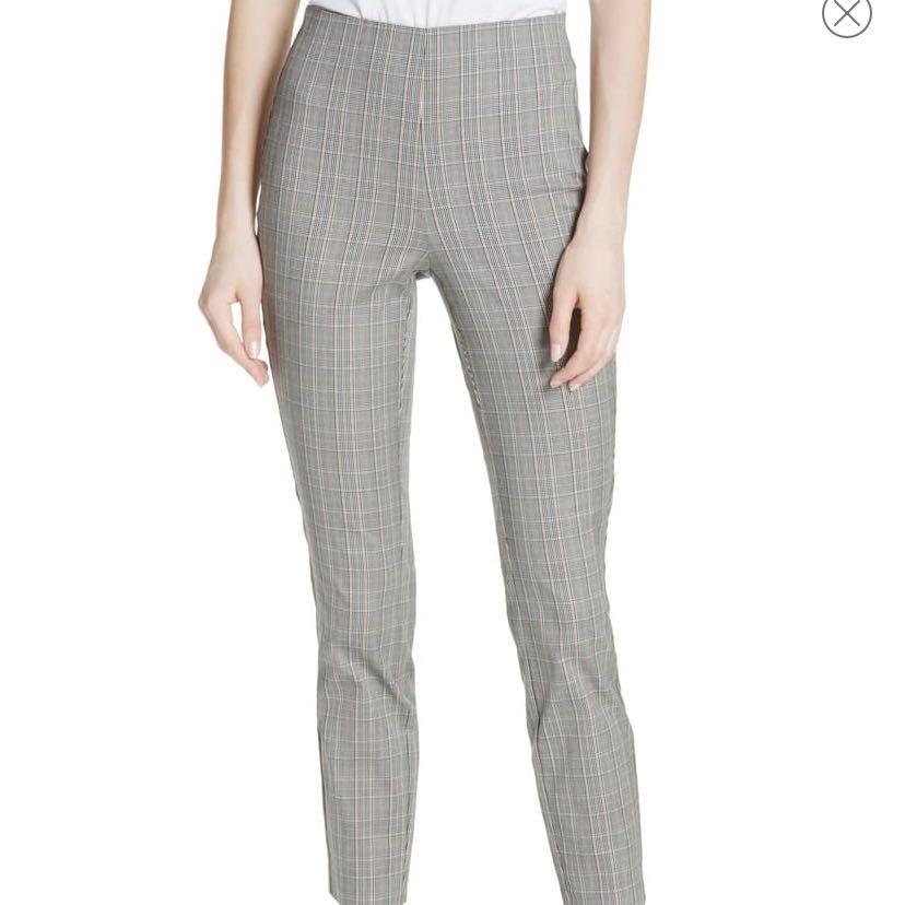 Rag & Bone Plaid Pants