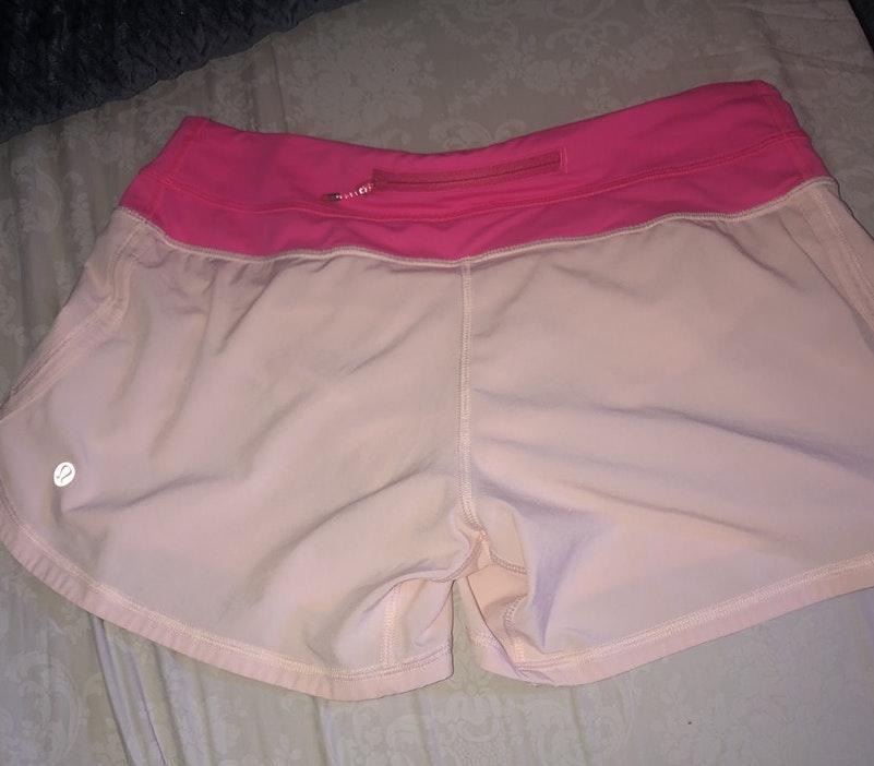 Lululemon Shorts Curtsy
