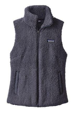 Patagonia Gray/ Blue Vest