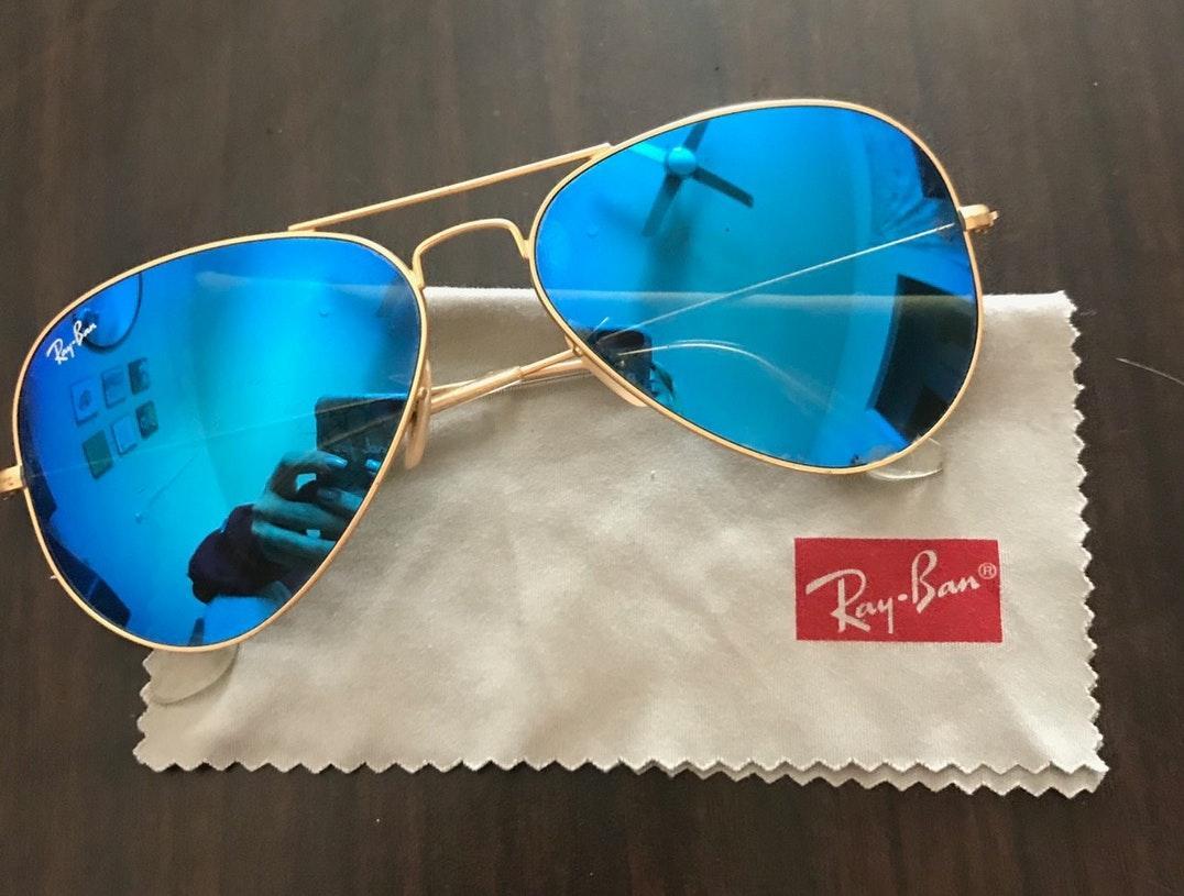 Ray-Ban Blue Ray Bans