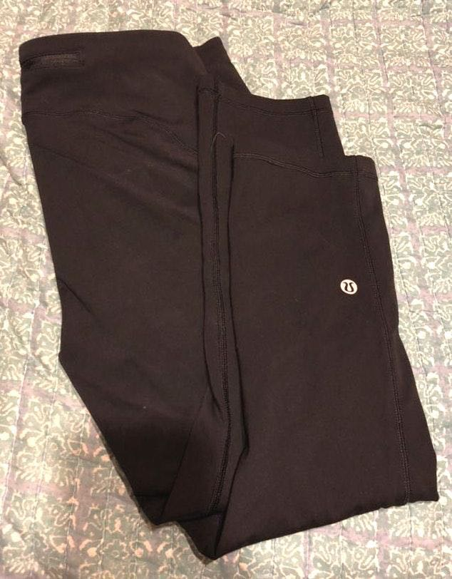 Lululemon Size 8 Leggings 🍋