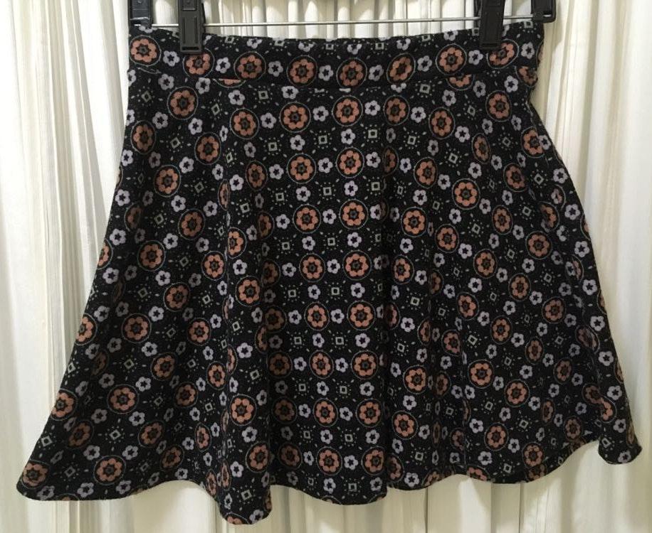LA Hearts Flower Skirt