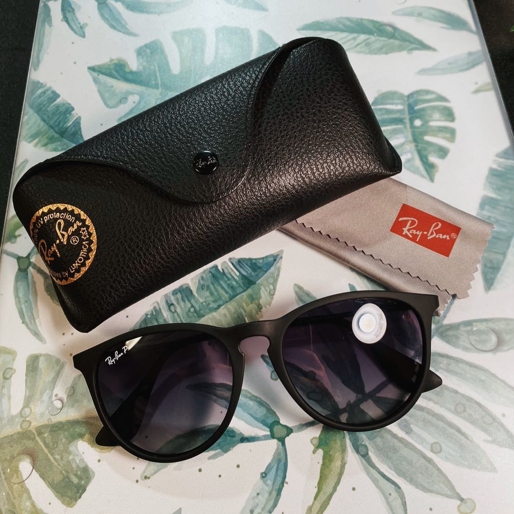 Ray-Ban Polarized Erika Sunglasses